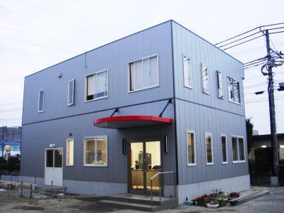事務所新築