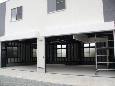 作業所倉庫